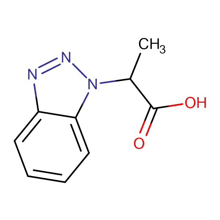 2-Benzotriazol-1-yl-propionic acid