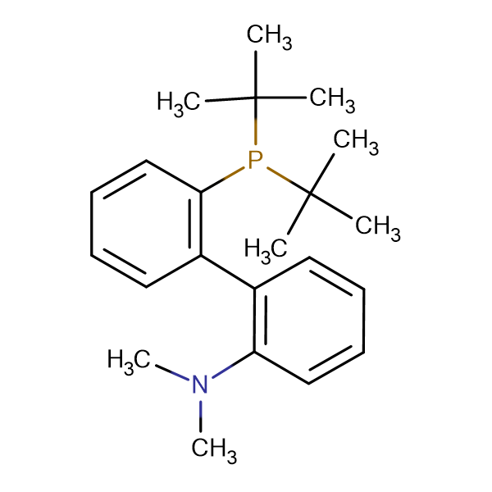 [2'-(Di-tert-butyl-phosphanyl)-biphenyl-2-yl]-dimethyl-amine