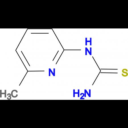 (6-Methyl-pyridin-2-yl)-thiourea