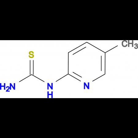 (5-Methyl-pyridin-2-yl)-thiourea