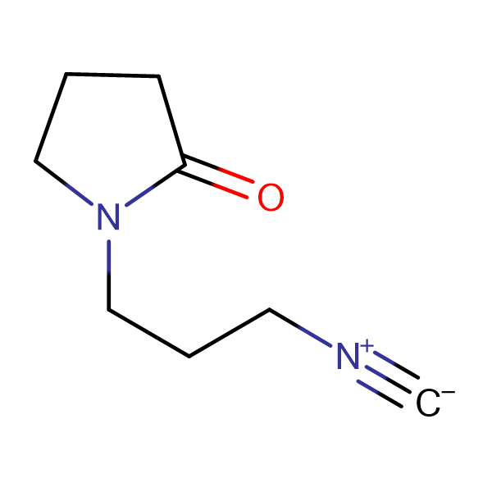 1-(3-Isocyanopropyl)pyrrolidin-2-one