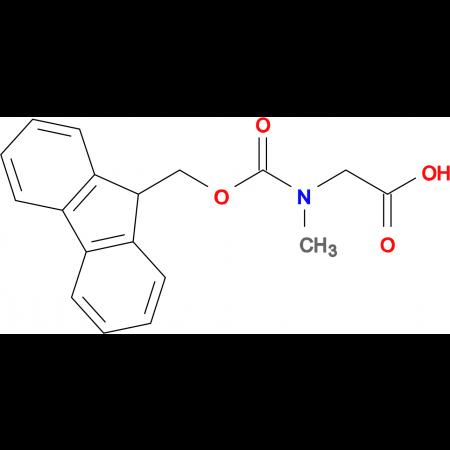 [(9H-Fluoren-9-ylmethoxycarbonyl)-methyl-amino]-acetic acid