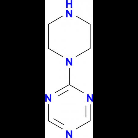1-(1,3,5-Triazin-2-yl)piperazine