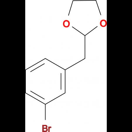 1-Bromo-3-(1,3-dioxolan-2-ylmethyl)benzene