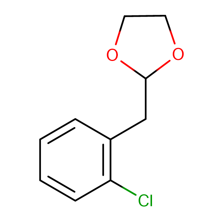 1-Chloro-2-(1,3-dioxolan-2-ylmethyl)benzene