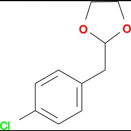 1-Chloro-4-(1,3-dioxolan-2-ylmethyl)benzene