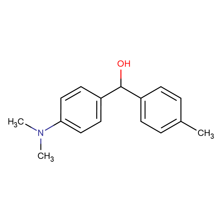 4-(Dimethylamino)-4'-methylbenzhydrol