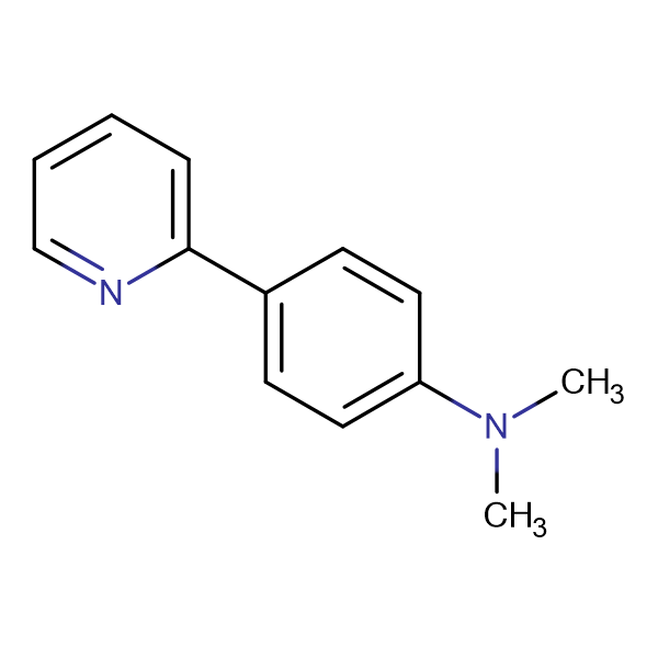 2-(4-Dimethylaminophenyl)pyridine