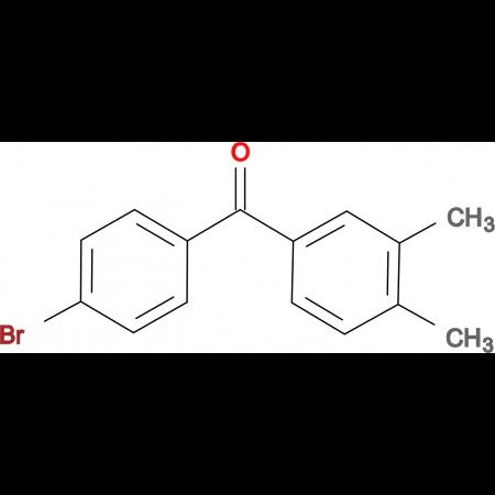 4-Bromo-3',4'-dimethylbenzophenone
