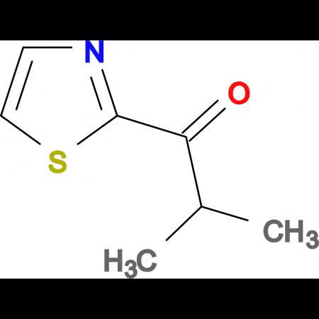 2-Methyl-1-(thiazol-2-yl)propan-1-one