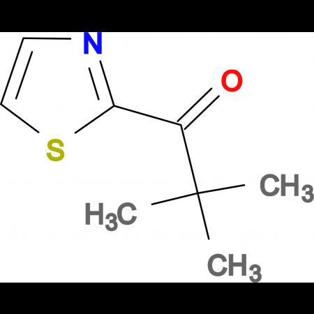 2,2-Dimethyl-1-(thiazol-2-yl)propan-1-one