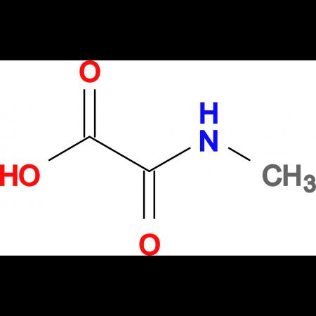 Oxalic acid mono-(N-methyl)-amide