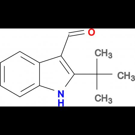 2-tert-Butyl-1H-indole-3-carbaldehyde