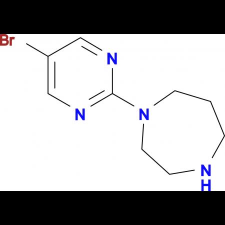 1-(5-Bromopyrimidin-2-yl)[1,4]diazepane