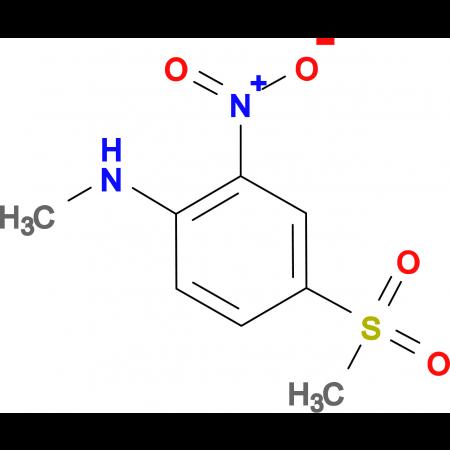 N-Methyl-N-[4-(methylsulfonyl)-2-nitrophenyl]amine