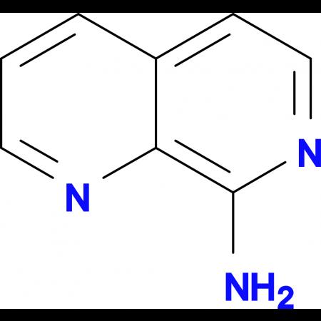 1,7-Naphthyridin-8-amine
