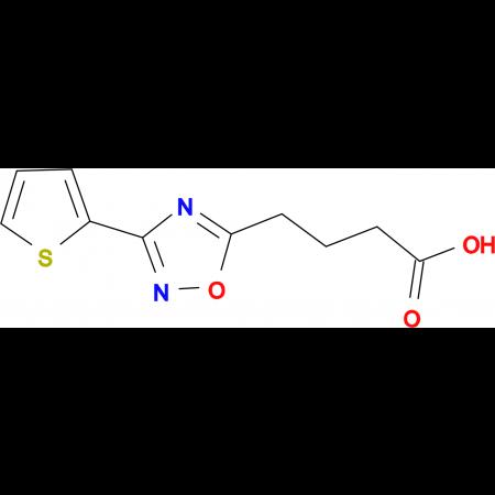 4-(3-Thien-2-yl-1,2,4-oxadiazol-5-yl)butanoic acid