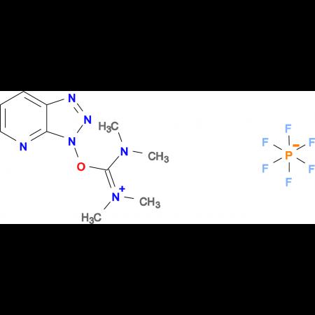 2-(7-Aza-1H-benzotriazole-1-yl)-1,1,3,3-tetramethyluronium hexafluorophosphate (HATU)