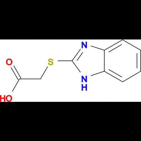 2-(1H-Benzo[d]imidazol-2-ylthio)acetic acid