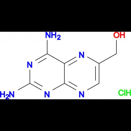 2,4-Diamino-6-(hydroxymethyl)pteridinehydrochloride