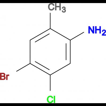 4-Bromo-5-chloro-2-methylaniline