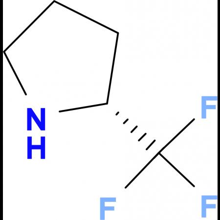2-(R)-2-Trifluoromethylpyrrolidine