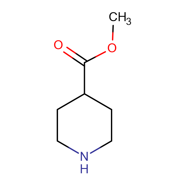 Methyl piperidine-4-carboxylate