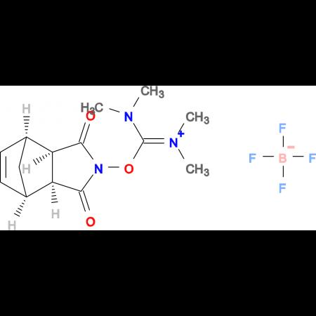 2-(endo-5-Norbornene-2,3-dicarboxymido)-1,1,3,3-tetramethyluronium tetrafluoroborate