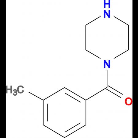 1-(3-Methyl-benzoyl)-piperazine