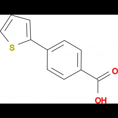 4-Thiophen-2-yl-benzoic acid