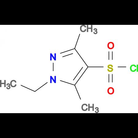 1-Ethyl-3,5-dimethyl-1H-pyrazole-4-sulfonylchloride