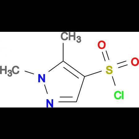 1,5-Dimethyl-1H-pyrazole-4-sulfonyl chloride