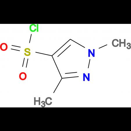 1,3-Dimethyl-1H-pyrazole-4-sulfonyl chloride