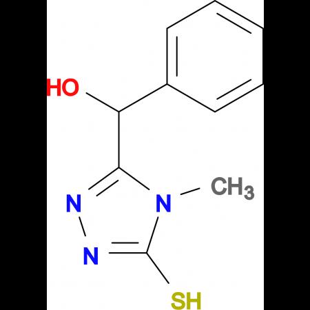 (5-Mercapto-4-methyl-4H-[1,2,4]triazol-3-yl)-phenyl-methanol