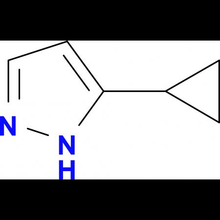 5-Cyclopropyl-1H-pyrazole
