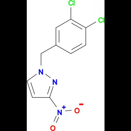 1-(3,4-Dichloro-benzyl)-3-nitro-1H-pyrazole