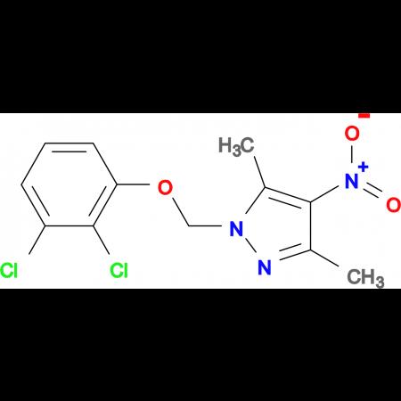 1-(2,3-Dichloro-phenoxymethyl)-3,5-dimethyl-4-nitro-1H-pyrazole