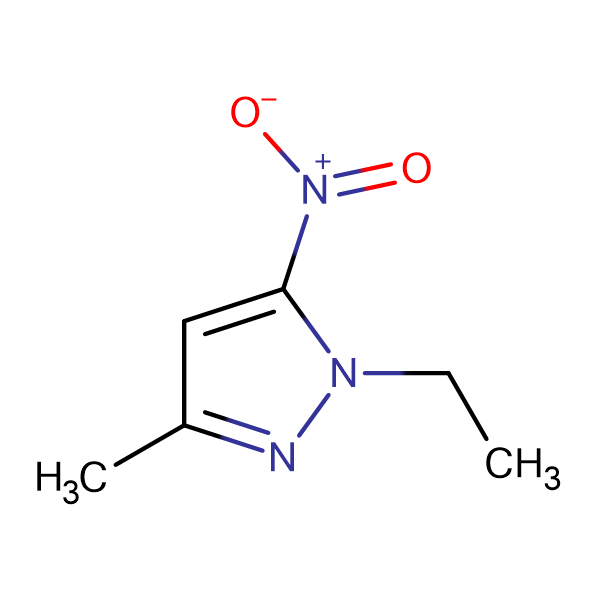 1-Ethyl-3-methyl-5-nitro-1H-pyrazole