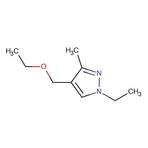 4-Ethoxymethyl-1-ethyl-3-methyl-1H-pyrazole