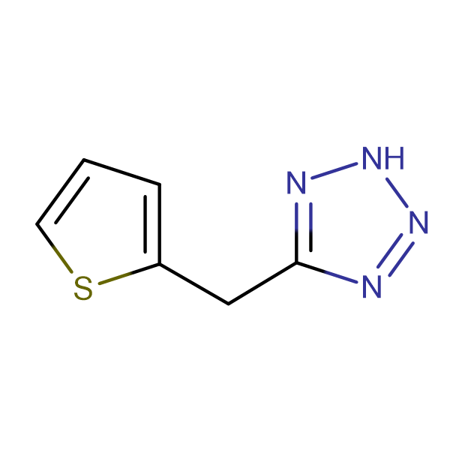 5-Thiophen-2-ylmethyl-2H-tetrazole