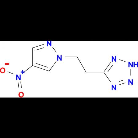 5-[2-(4-Nitro-pyrazol-1-yl)-ethyl]-2H-tetrazole