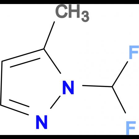 1-Difluoromethyl-5-methyl-1H-pyrazole