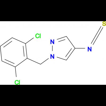 1-(2,6-Dichloro-benzyl)-4-isothiocyanato-1H-pyrazole
