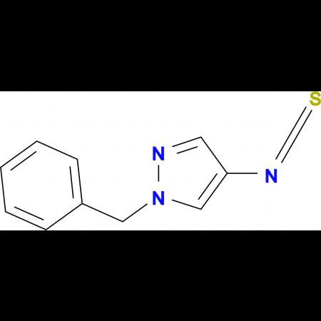 1-Benzyl-4-isothiocyanato-1H-pyrazole