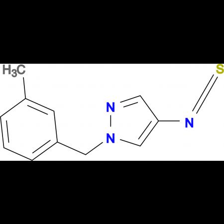 4-Isothiocyanato-1-(3-methyl-benzyl)-1H-pyrazole