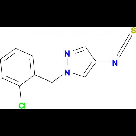 1-(2-Chloro-benzyl)-4-isothiocyanato-1H-pyrazole