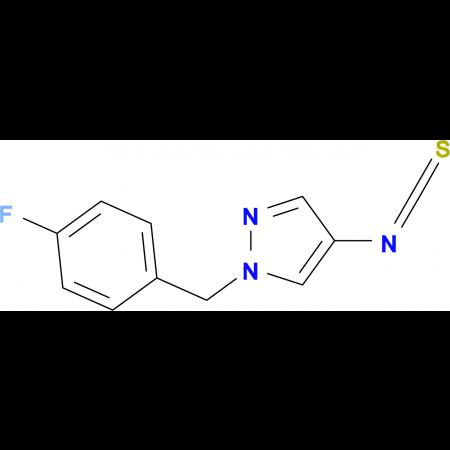 1-(4-Fluoro-benzyl)-4-isothiocyanato-1H-pyrazole