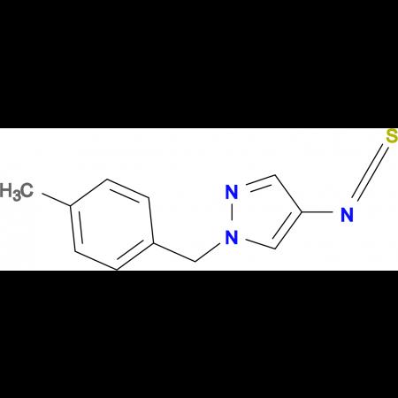 4-Isothiocyanato-1-(4-methyl-benzyl)-1H-pyrazole