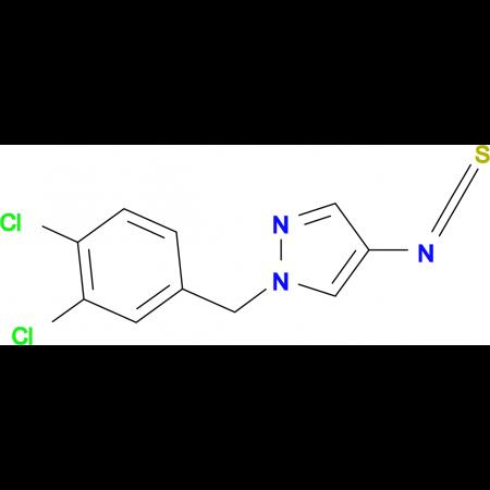 1-(3,4-Dichloro-benzyl)-4-isothiocyanato-1H-pyrazole