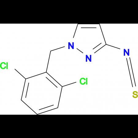 1-(2,6-Dichloro-benzyl)-3-isothiocyanato-1H-pyrazole